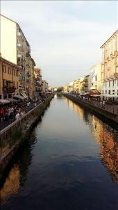 Navigli Grande Canal: by swathi, Views[398]