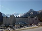 chateau lake louise you can stay here for $880 per night according to lonely planet: by sweeney, Views[339]