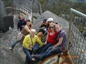 Some of my Tour Mates on top of Castle Rock - There were 19 of us from 13 different countries - very cool Sept 08: by swhateley, Views[78]