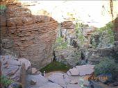 Joffre Falls & Joffre Creek - Dale Gorge - Karijini Nat Park Sept 08: by swhateley, Views[464]