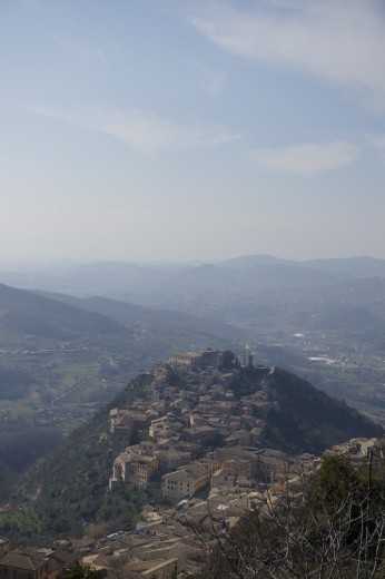 View from Arpino