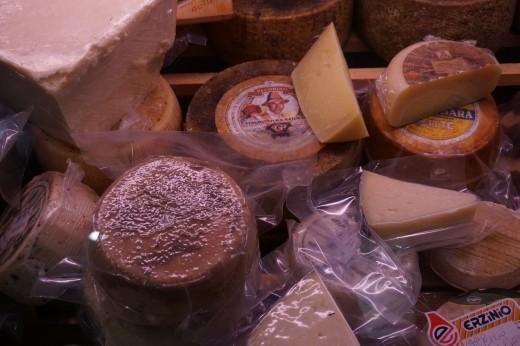 Erzinio deli cheese