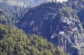 My trip would not be complete unless I visited the famous Taksang monastery.  The monastery is impressive.  It is hung on the cliff!: by swot, Views[199]