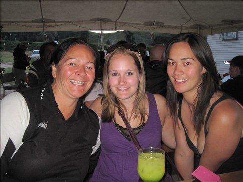 Barb, Tarsh and I