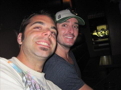 Nick and Trevor