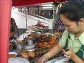 open air food stall: by tami-pat, Views[166]