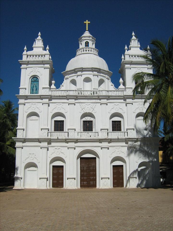 St  Alex Church, Calangute GOA – the heart of the community
