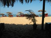 Utopia Beach, Calangute GOA - not one soul in the after heat: by tania_sheehan, Views[111]