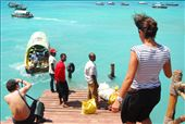 Zanzibar Archipelago is busy with tourists and little boats from nearby villages: by tanzania, Views[108]
