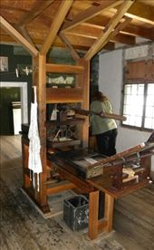 Pompallier Mission - Printing press: by taylortreks, Views[87]
