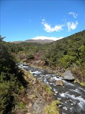 Blue sky, mountains and a beautiful mountain stream. [sigh!]: by taylortreks, Views[97]