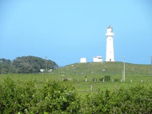 We finally found the original lighthouse.