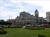 The Dunedin Train Station – New Zealand's most photographed building.: by taylortreks, Views[53]
