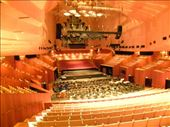 On our tour, the rule was that if the halls were empty AND no one was working there, we could take photos. Leigh said this was a rare treat to be able to take photos of the concert hall.: by taylortreks, Views[40]