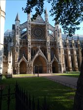 Westminster Abbey was lovely, as always: by taylortreks, Views[23]