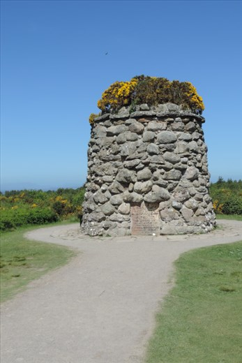 The Memorial Cairn provides rememberance for who died on both sides
