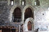 Here's the sacristy on the North Wall in the West Range of the Abbey: by taylortreks, Views[73]