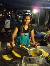 mmmm pancakes at night market in Trat: by teamgavigan, Views[457]