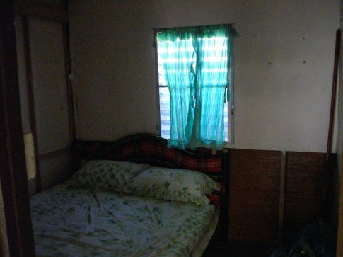 a basic room for $5/night