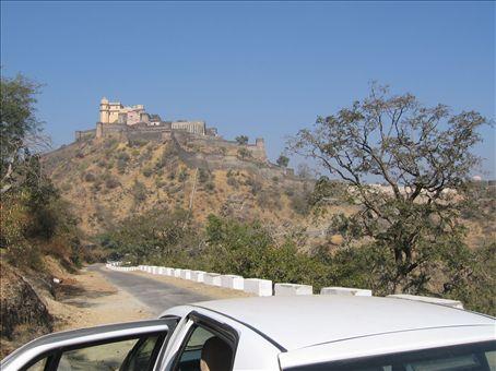 Il forte di Kumbalgarh