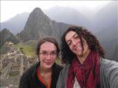 nous au Macchu Picchu (6h, et déjà transpirantes): by tempolibre, Views[183]