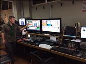 Control Center in TV Studio: by teresakast, Views[200]