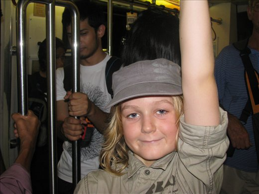 Asher getting a grip on the KL train network