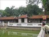 Temple of Literature founded 1070, Vietnams first University: by terrihorner, Views[227]