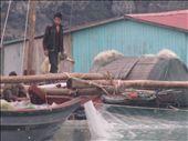 Young fishermen- Halong Bay: by terrihorner, Views[149]