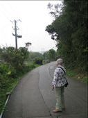 Mum walking the Heritage Trail, outer Fanling: by terrihorner, Views[195]