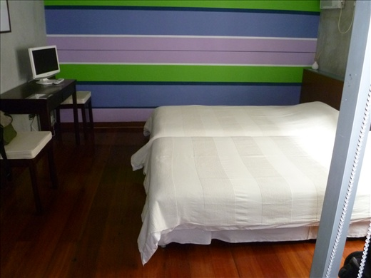 Room at Espace Elastique, Tai O