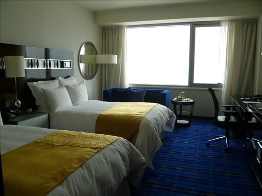 Room at The Marriott, Lantau- airport