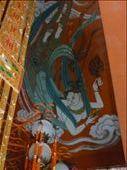 Part of ceiling art- Po Lin Nunnery, Lantau: by terrihorner, Views[182]