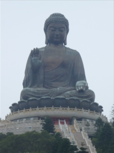 Magnificent Big Buddha- Lantau