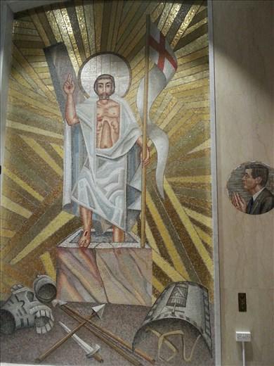 JFK & Jesus