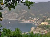 Monterozza to Vernazza trail view of Monterossa: by the_nomads, Views[492]