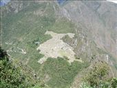 View of Machu Picchu from the top: by thebigtrip, Views[152]