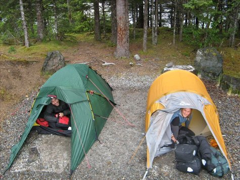 Macpac vs Hilleberg & Macpac vs Hilleberg - Inside Passage Alaska - USA - WorldNomads.com