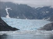 LeConte Glacier proceeds 90 feet a day, and is the southern most tide water glacier in North America: by thefuegoproject, Views[522]