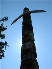 totem pole in Victoria: by thefuegoproject, Views[372]
