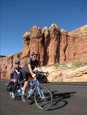 John and Daryl Vogel in Arches NP: by thefuegoproject, Views[303]