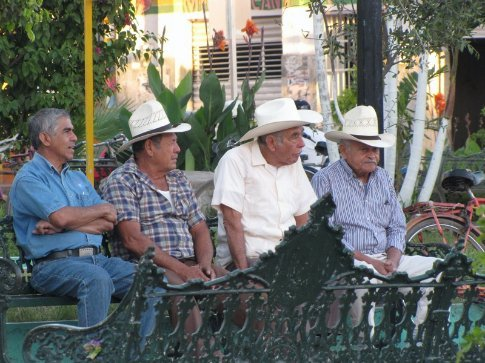Mantalk at Escuinapa