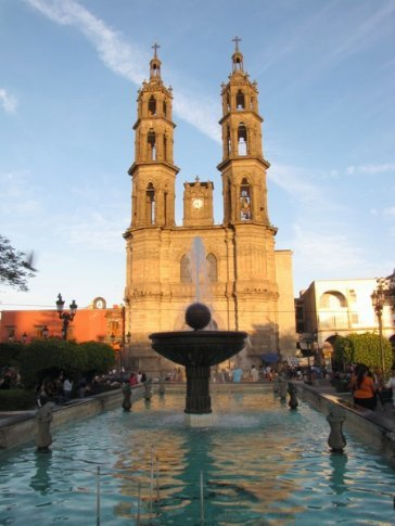 Tepic cathedral