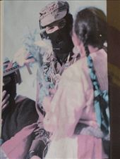 Photo of Zapatista leader cigar smoking 'sub commandante Marcos': by thefuegoproject, Views[527]