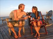 Cheers to the Caribbean and our half way to the bottom celebration: by thefuegoproject, Views[549]