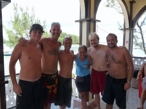 Mike, Pedro, David, Anna, Ali, Bogdan