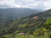The long winding downhill descent before Medellin: by thefuegoproject, Views[439]