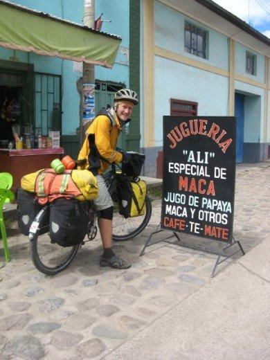 especial de Maca, specialty of the Junin altiplano