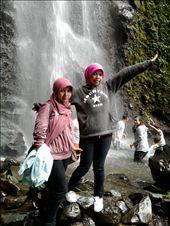 a natural waterfall at Bogor: by theglow, Views[218]