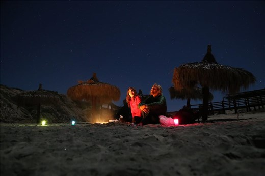 I recently recreated this recipe with Mexican spices while camping in Cabo.